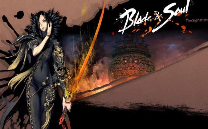 blade-and-soul пе��онажи