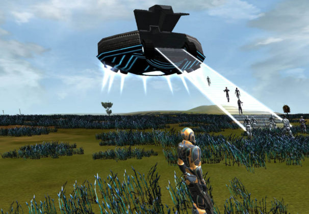 Entropia Universe gameplay