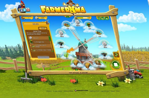 farmerama gameplay
