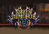 Demons book logo