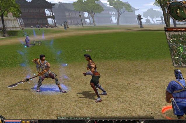 metin-2 gameplay