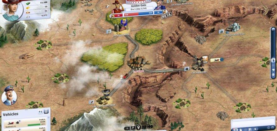 rail-nation gameplay