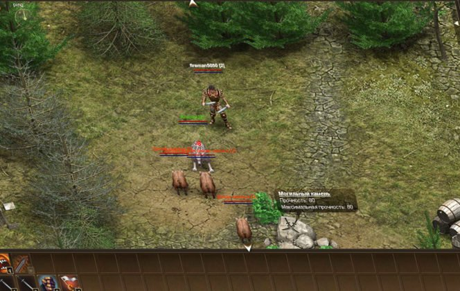 razdor gameplay