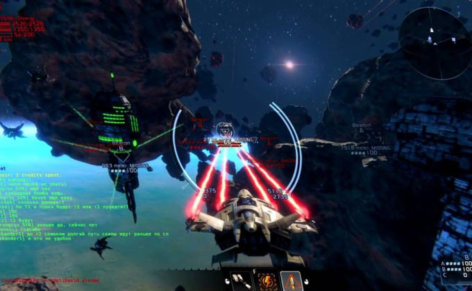 star-conflict gameplay
