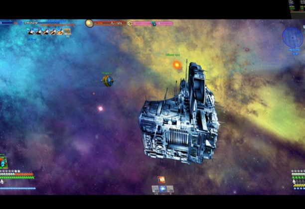 star-race gameplay