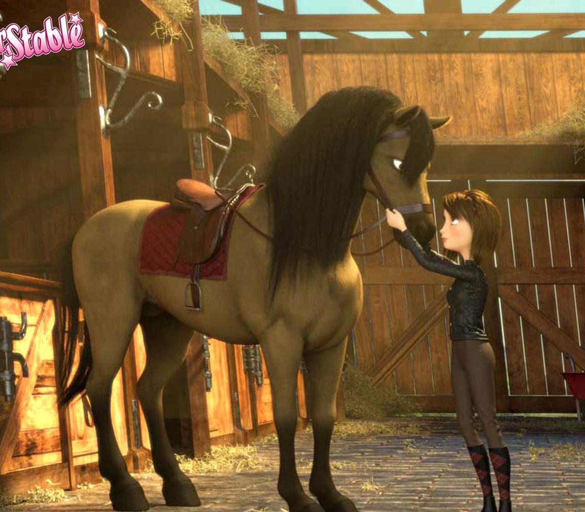 Игры про Лошадей 3д скачать
