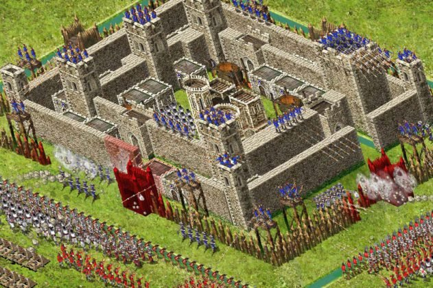stronghold-kingdoms gameplay