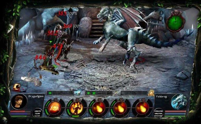 taern-online gamplay