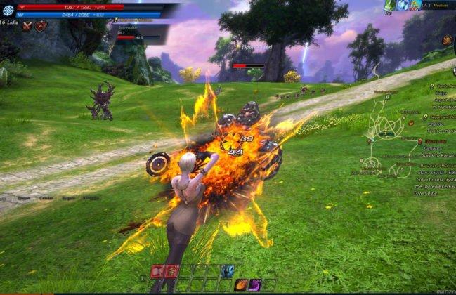 tera gameplay