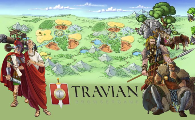 travian gameplay