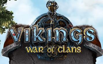 Vikings War of Clans logo