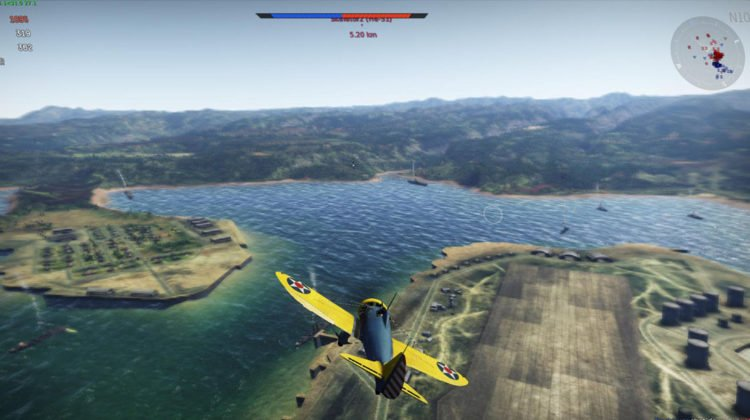 war-thunder gameplay