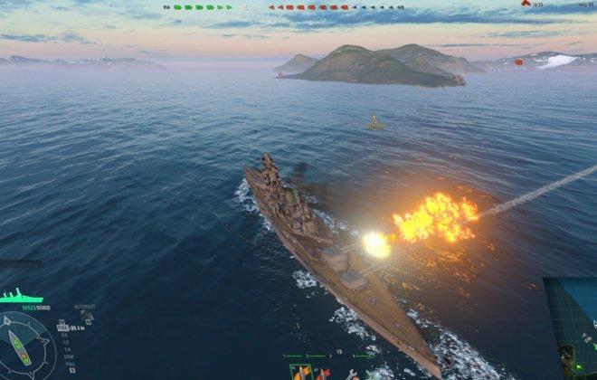 world-of-warships gameplay